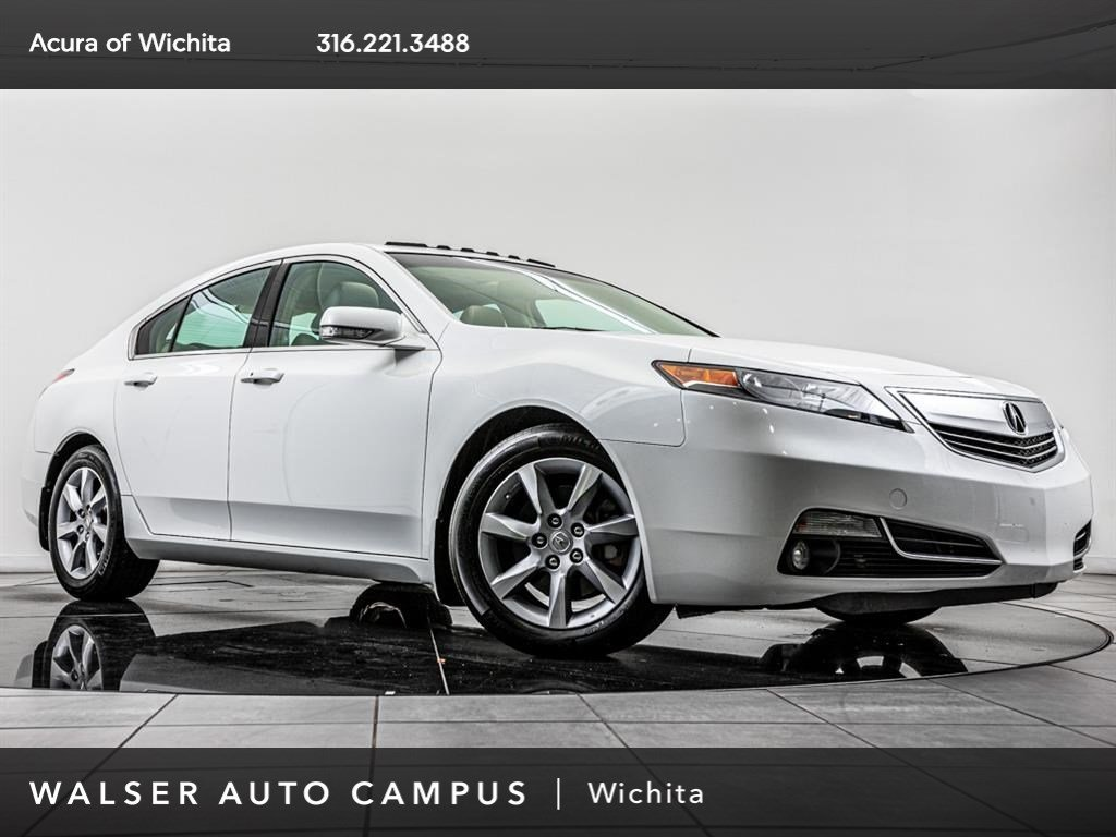 Pre-Owned 2012 Acura TL w/Technology Package