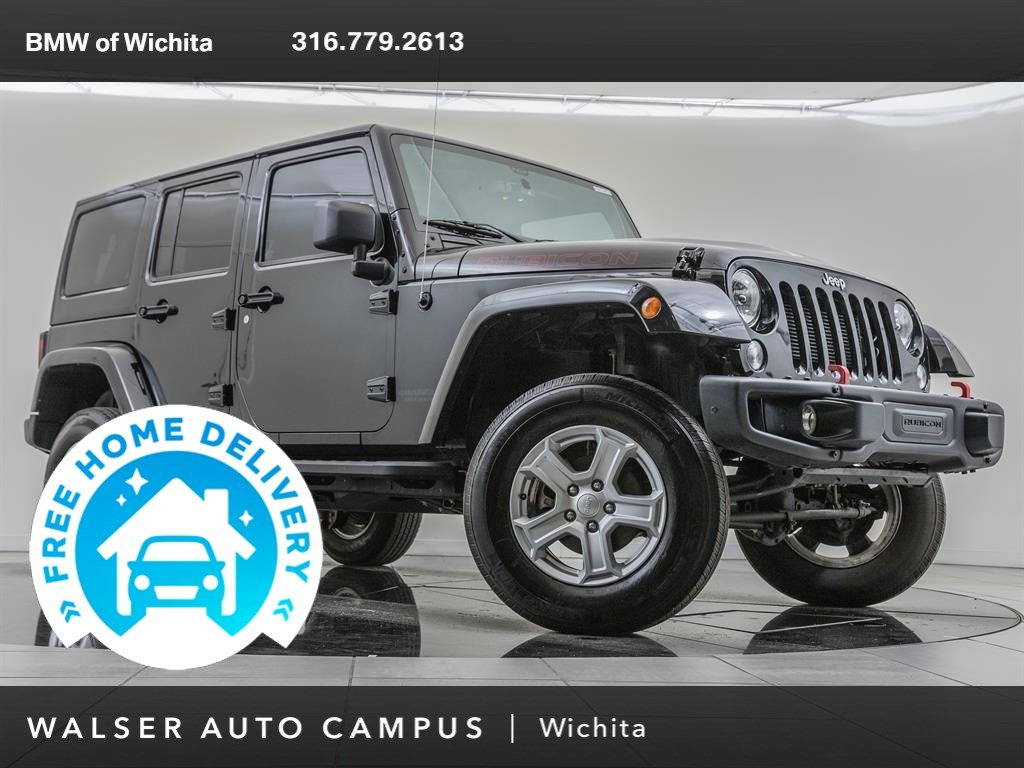 Pre-Owned 2015 Jeep Wrangler Unlimited Customer Preferred Package