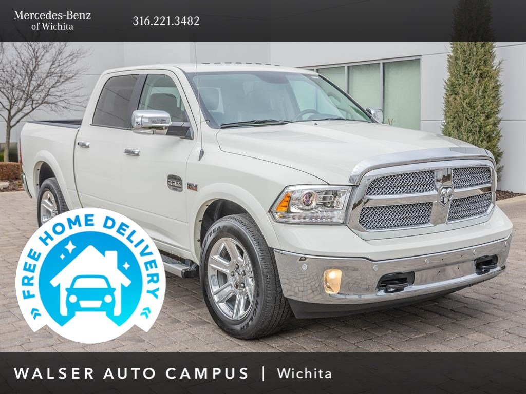 Pre-Owned 2016 Ram 1500 Convenience Package