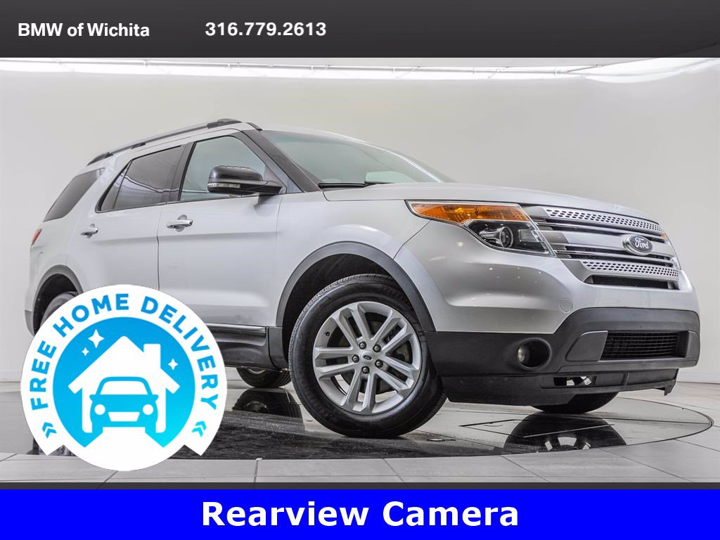 Pre-Owned 2013 Ford Explorer Equipment Group
