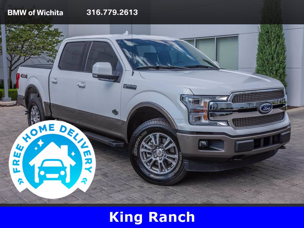 Pre-Owned 2020 Ford F-150 King Ranch