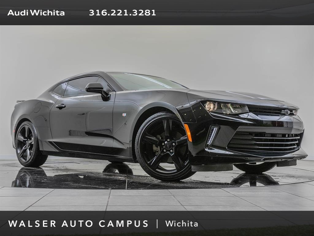 Pre-Owned 2018 Chevrolet Camaro 1LS
