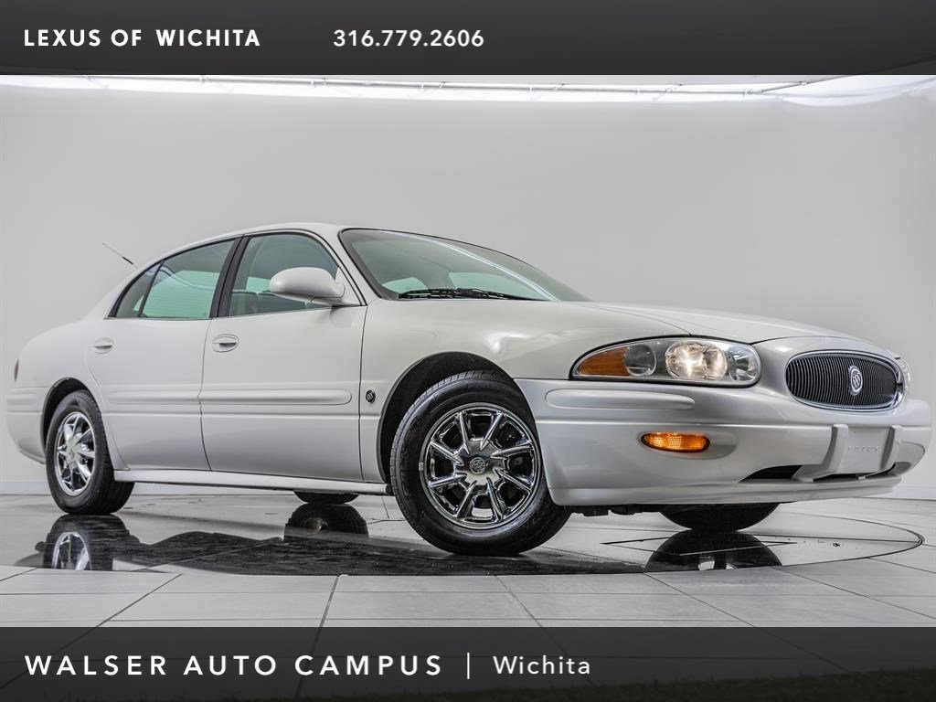 Pre-Owned 2004 Buick LeSabre Limited, Celebration Edition Package