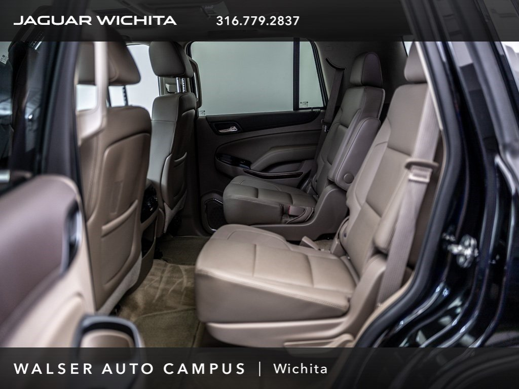 Pre Owned 2015 Gmc Yukon Slt Rear Seat Entertainment Navigation Automatic Stick Shift And Window Defogger Circuit For Vw Type 1 Sunroof Sport Utility In Wichita 52aa607t Mini Of