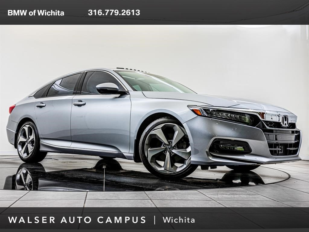 Pre-Owned 2018 Honda Accord Sedan Touring