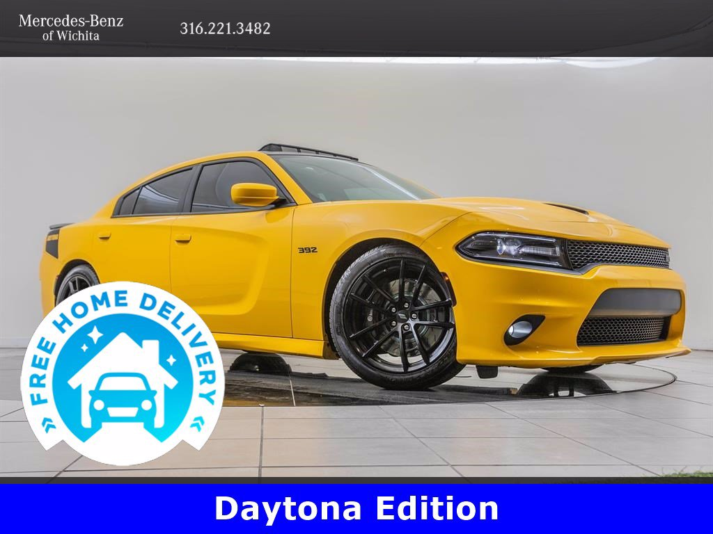 Pre-Owned 2017 Dodge Charger Daytona 392