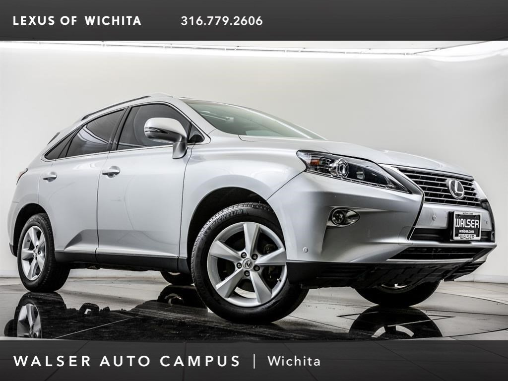 Pre-Owned 2015 Lexus RX 350 Navigation, 11,000-Original Miles