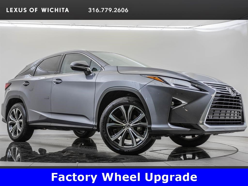 Pre-Owned 2016 Lexus RX 350 Navigation, Premium Package, Factory Wheel Upgrade
