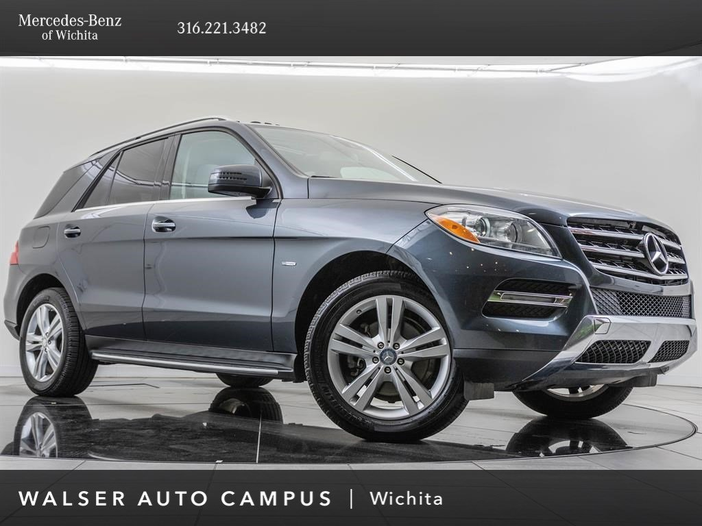 Pre-Owned 2012 Mercedes-Benz M-Class