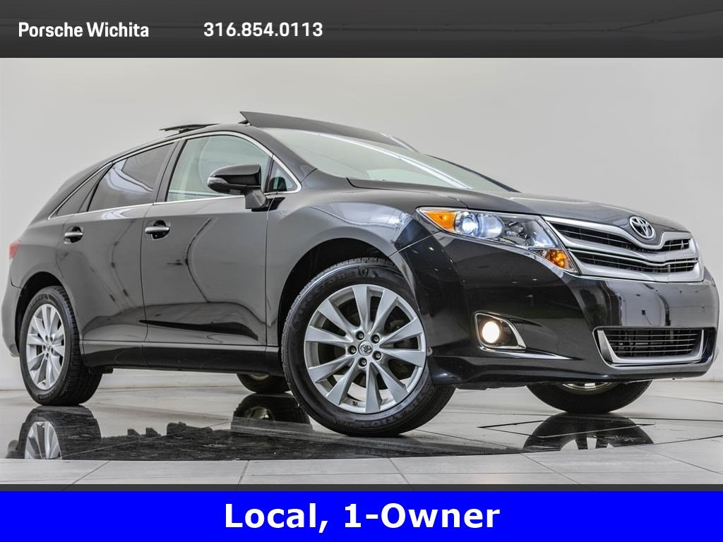 Pre-Owned 2013 Toyota Venza XLE, Navigation