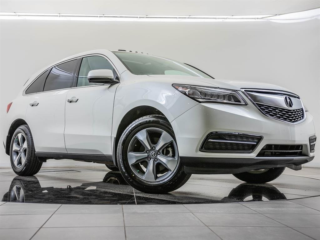 Pre-Owned 2016 Acura MDX SH-AWD