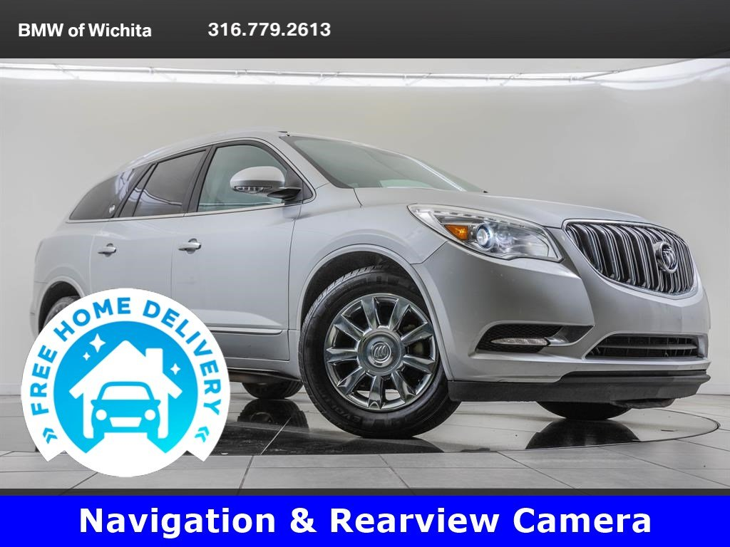 Pre-Owned 2014 Buick Enclave AWD-Leather Group