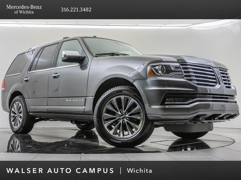 Pre-Owned 2016 Lincoln Navigator Local 1-Owner