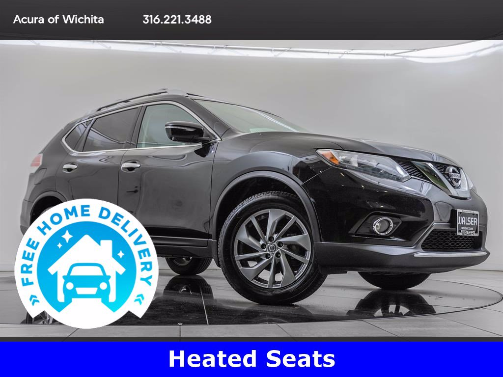 Pre-Owned 2014 Nissan Rogue Navigation