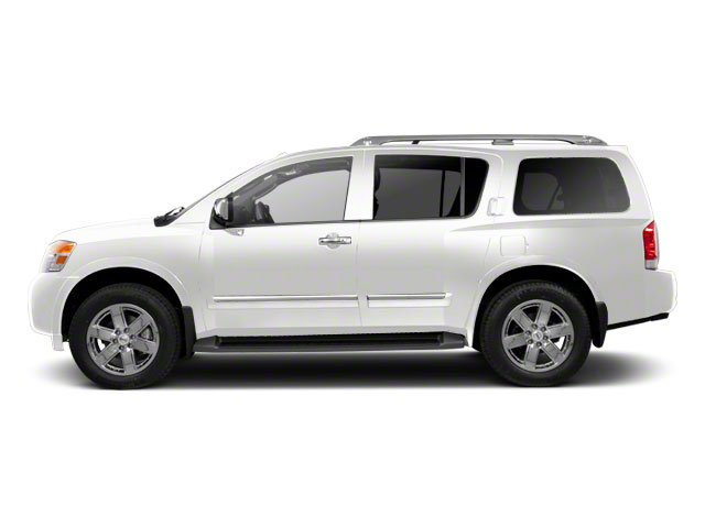Pre-Owned 2011 Nissan Armada