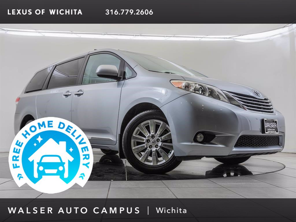 Pre-Owned 2011 Toyota Sienna XLE Navigation Package
