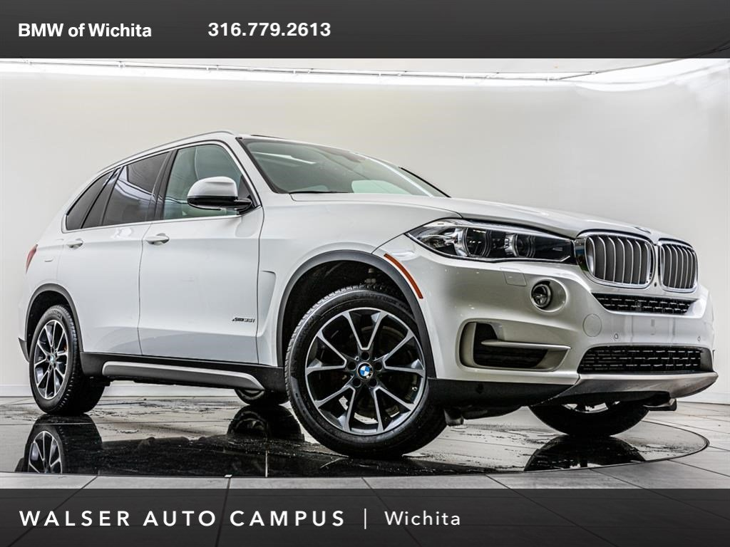 Pre-Owned 2017 BMW X5 xDrive35i, Luxury Seating Package