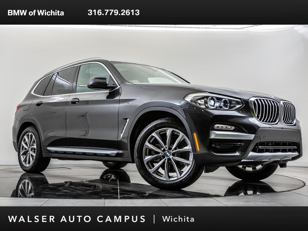 Pre-Owned 2019 BMW X3 Navigation, Convenience & Driving Assistance