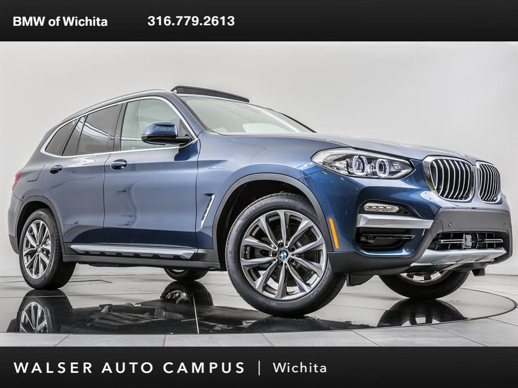 Pre-Owned 2019 BMW X3 xDrive30i, 150-Original Miles