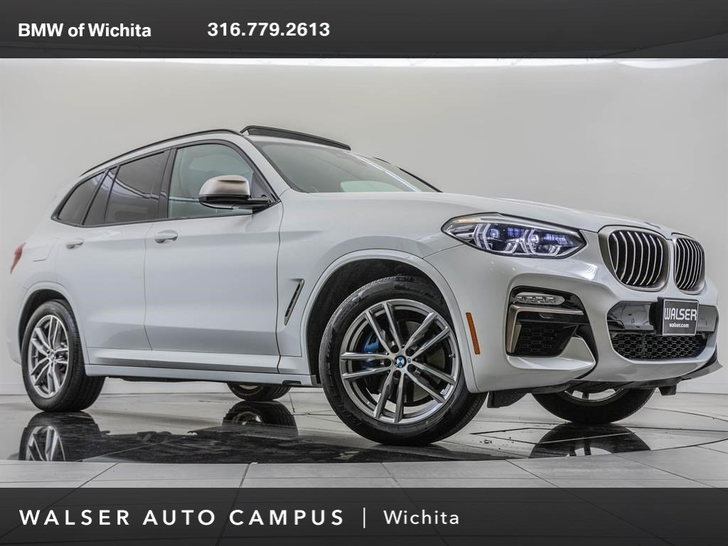 Pre-Owned 2018 BMW X3 M40i, Premium Package