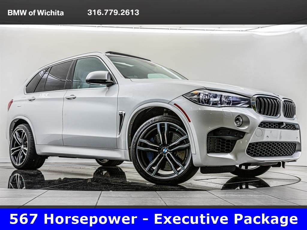 Pre-Owned 2016 BMW X5 M Executive Package