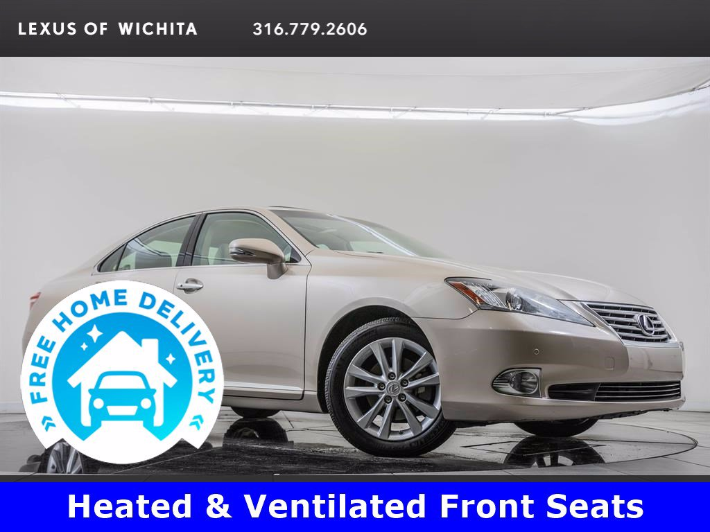 Pre-Owned 2012 Lexus ES 350 Moonroof