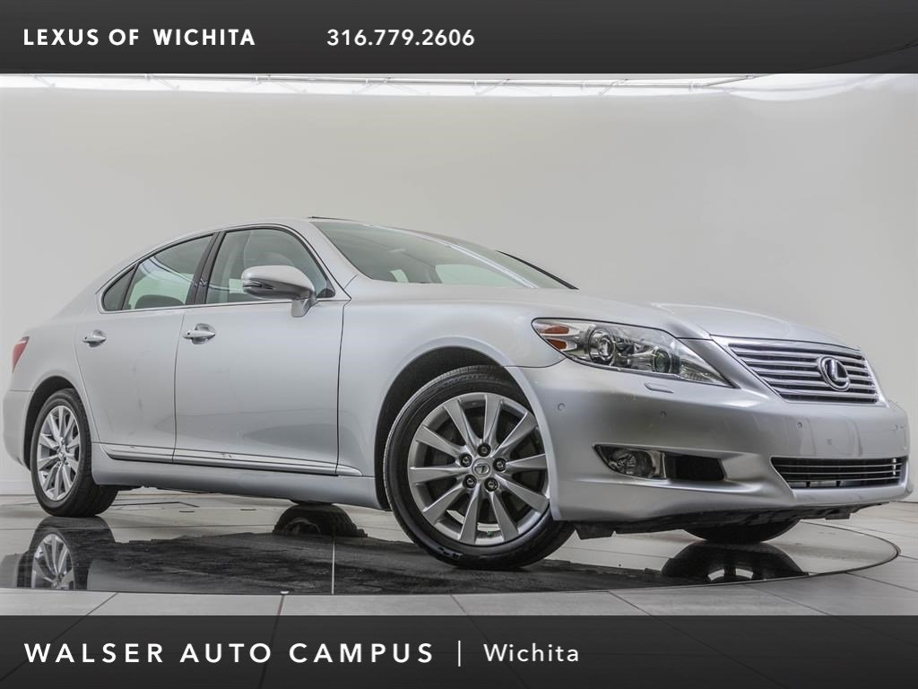 Pre-Owned 2012 Lexus LS 460 Navigation, Comfort Package