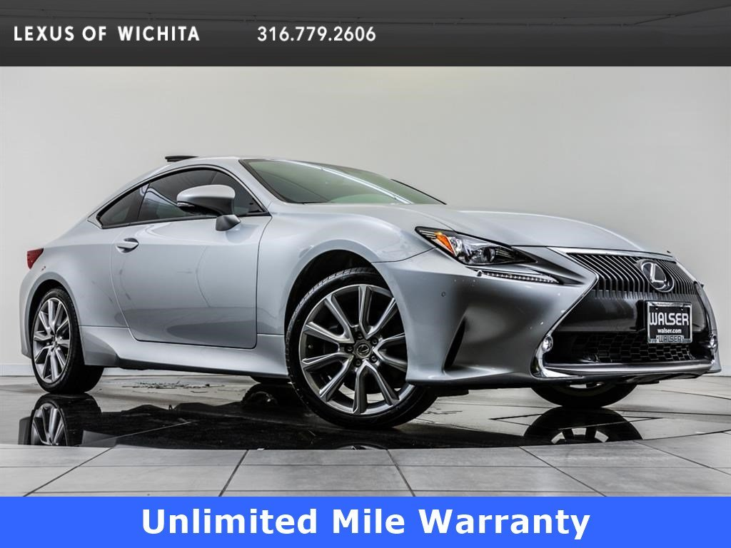 Pre-Owned 2015 Lexus RC 350 AWD 2dr Car