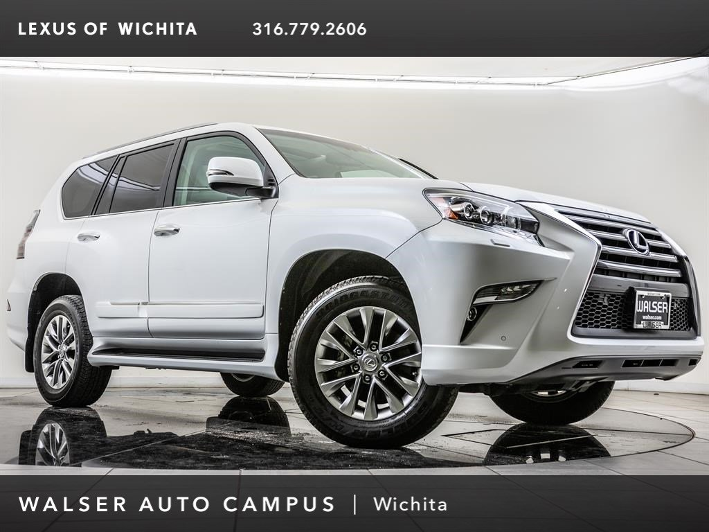 Pre-Owned 2017 Lexus GX Navigation, Levinson Audio