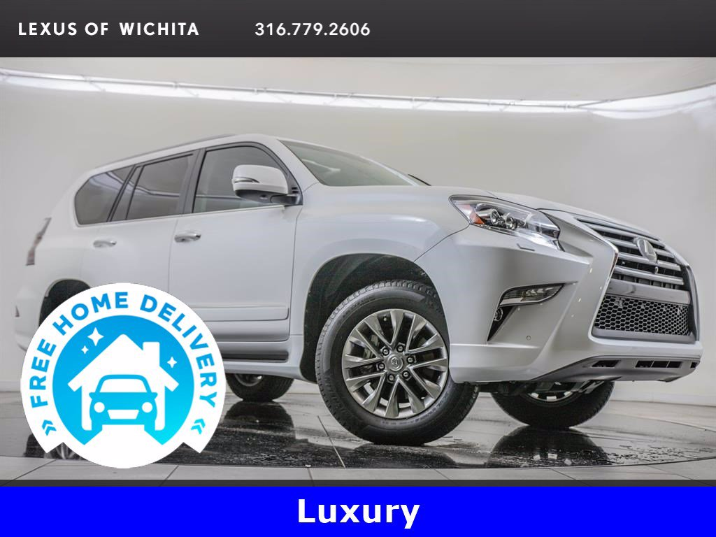 Pre-Owned 2019 Lexus GX 460 Driver Support Package