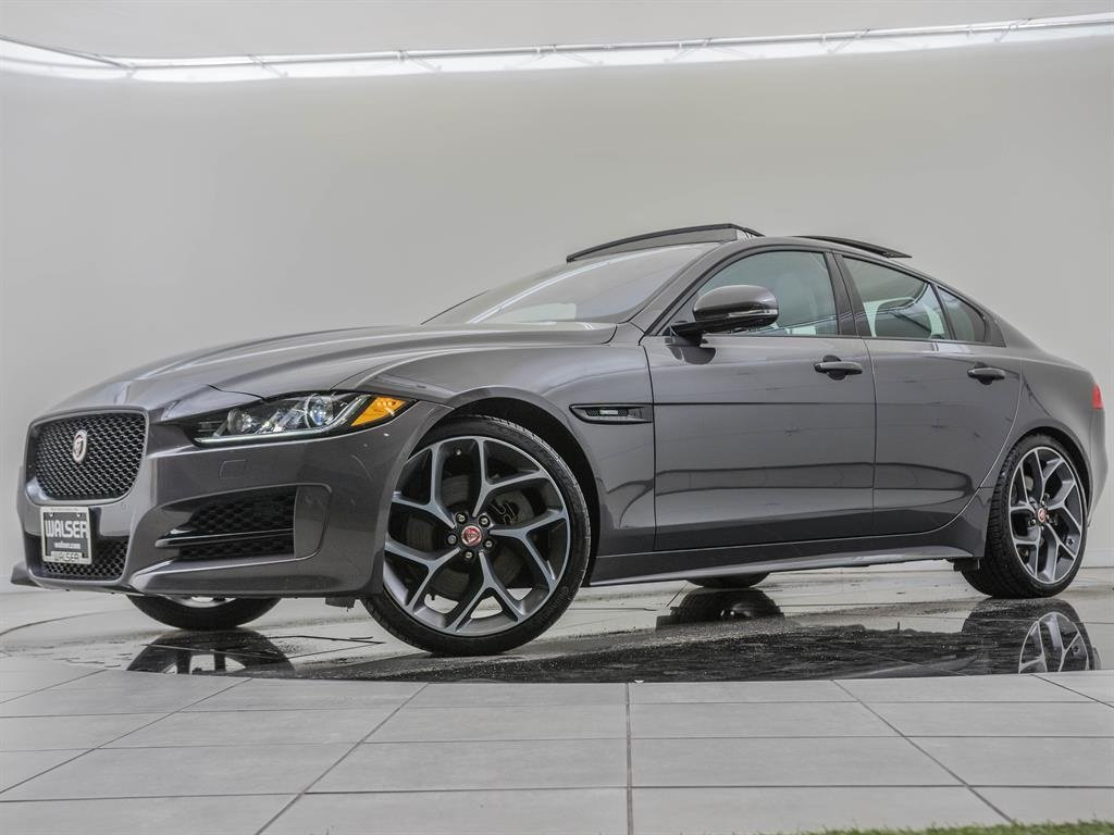 Pre-Owned 2017 Jaguar XE RSPORT