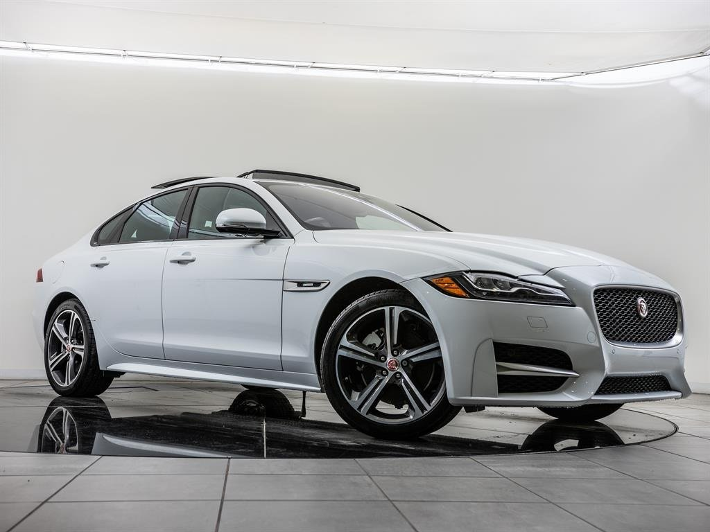 Pre-Owned 2018 Jaguar XF RSPORT