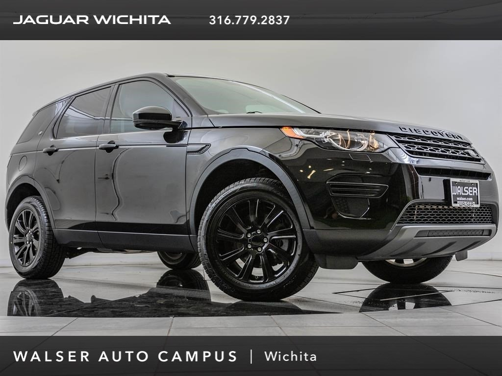 Pre-Owned 2016 Land Rover Discovery Sport SE, 1-Owner