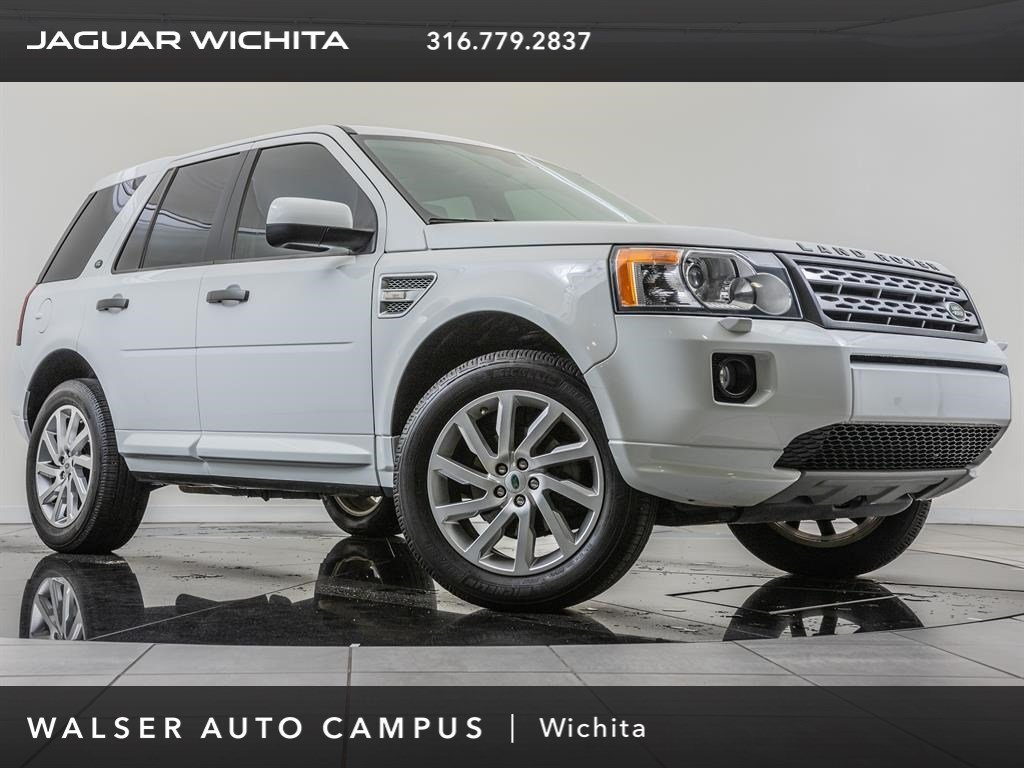 Pre-Owned 2011 Land Rover LR2
