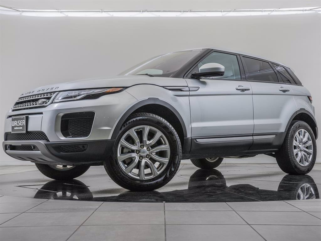 Pre-Owned 2018 Land Rover Range Rover Evoque Navigation