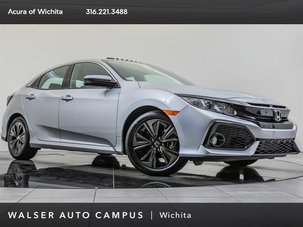 Pre-Owned 2018 Honda Civic Hatchback