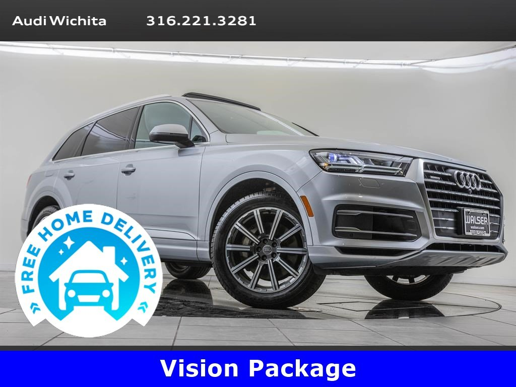 Pre-Owned 2017 Audi Q7 Premium Plus & Vision Packages