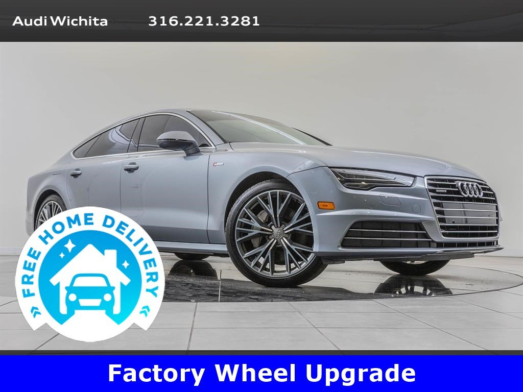 Pre-Owned 2018 Audi A7 Premium Plus