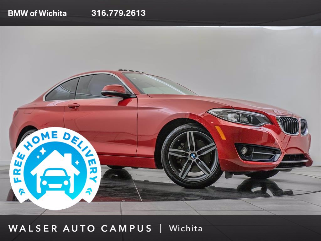 Pre-Owned 2017 BMW 2 Series Premium Package
