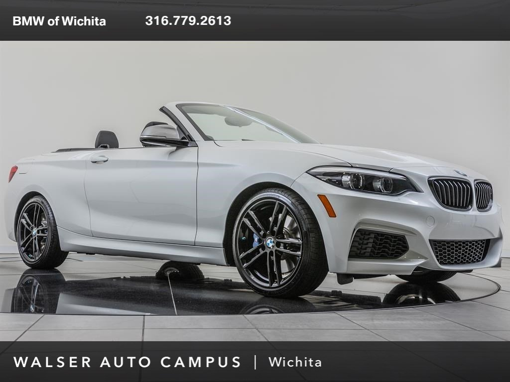 Pre-Owned 2018 BMW 2 Series M240i xDrive
