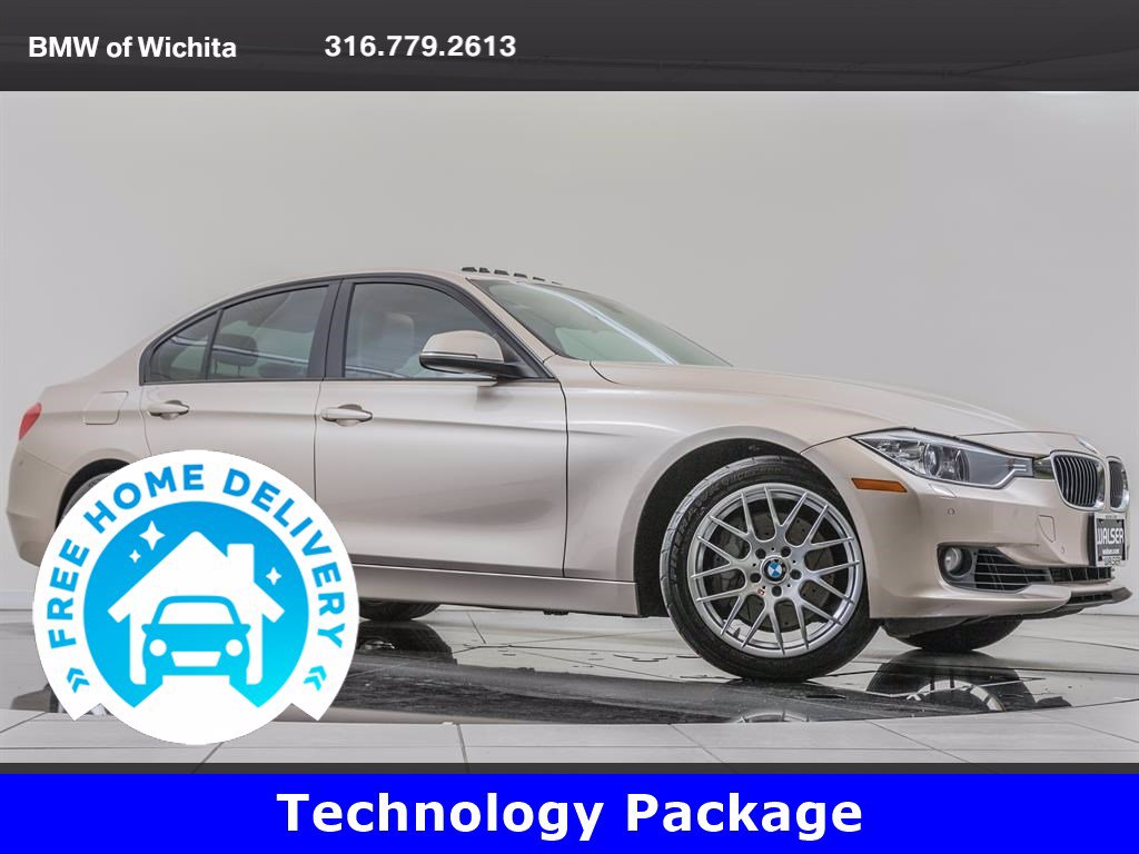 Pre-Owned 2014 BMW 3 Series Driver Assistance Package