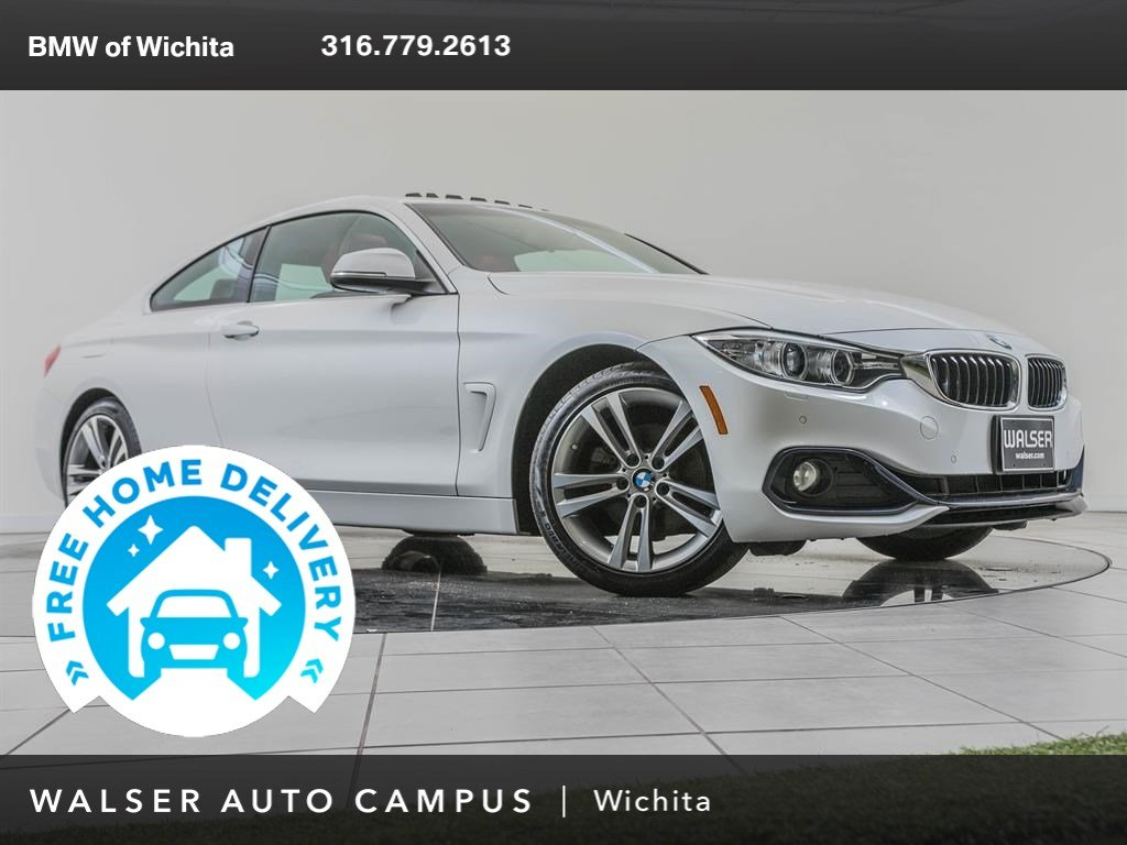 Pre-Owned 2017 BMW 4 Series Driver Assistance Package