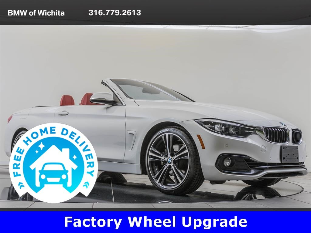 Pre-Owned 2018 BMW 4 Series Premium Package