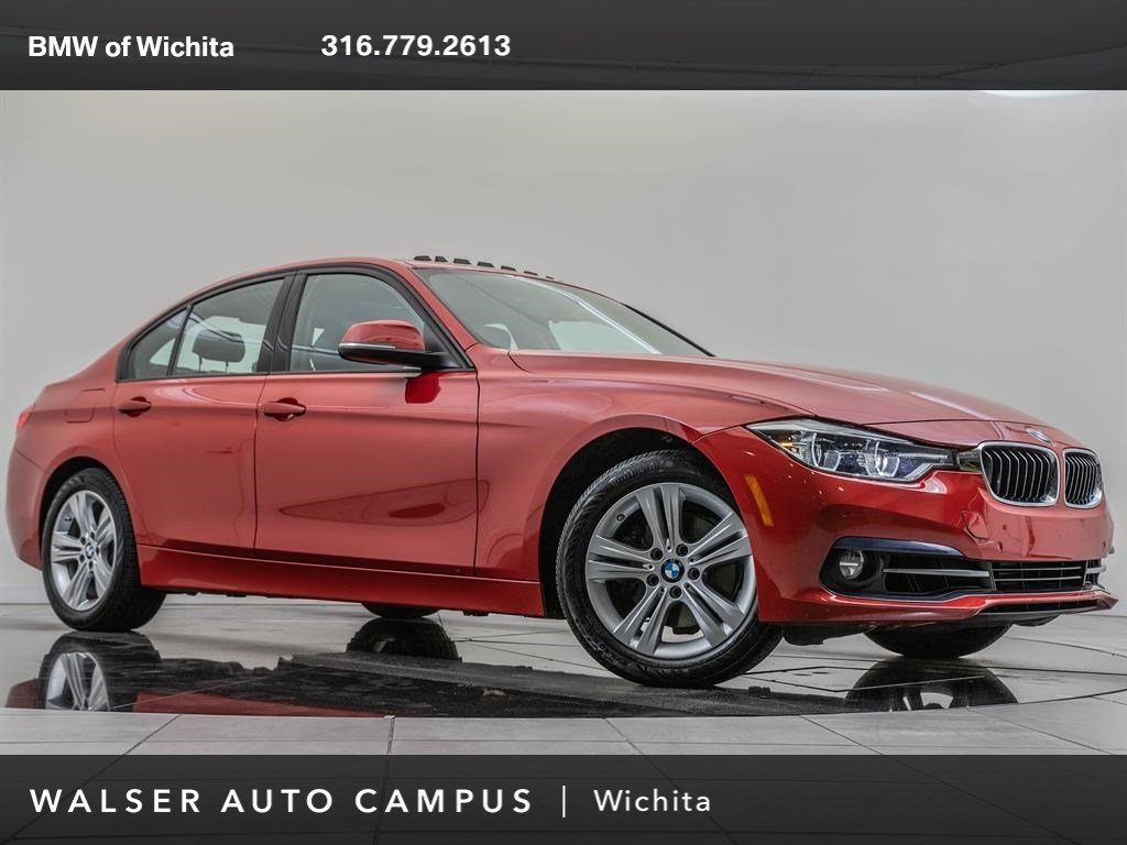 Pre-Owned 2016 BMW 3 Series 328i xDrive, Premium Package