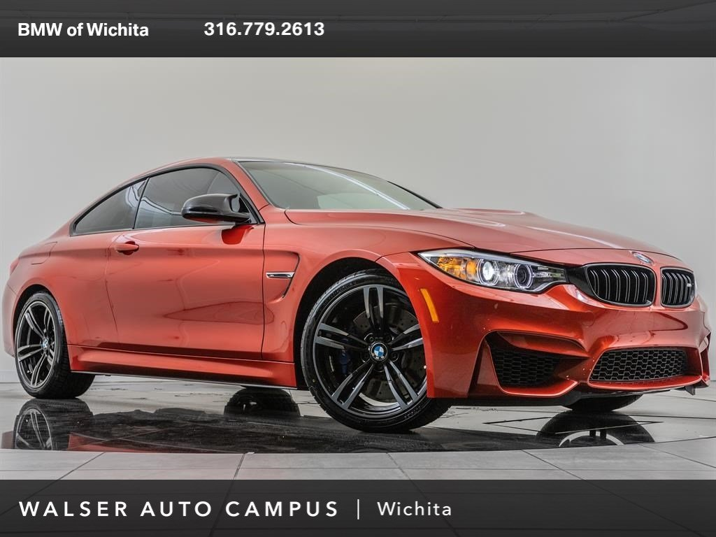 Pre-Owned 2016 BMW M4 Manual, Factory Wheel Upgrade