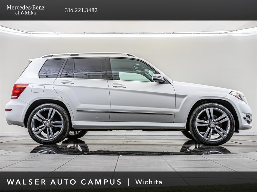 Pre-Owned 2013 Mercedes-Benz GLK GLK350 4MATIC®