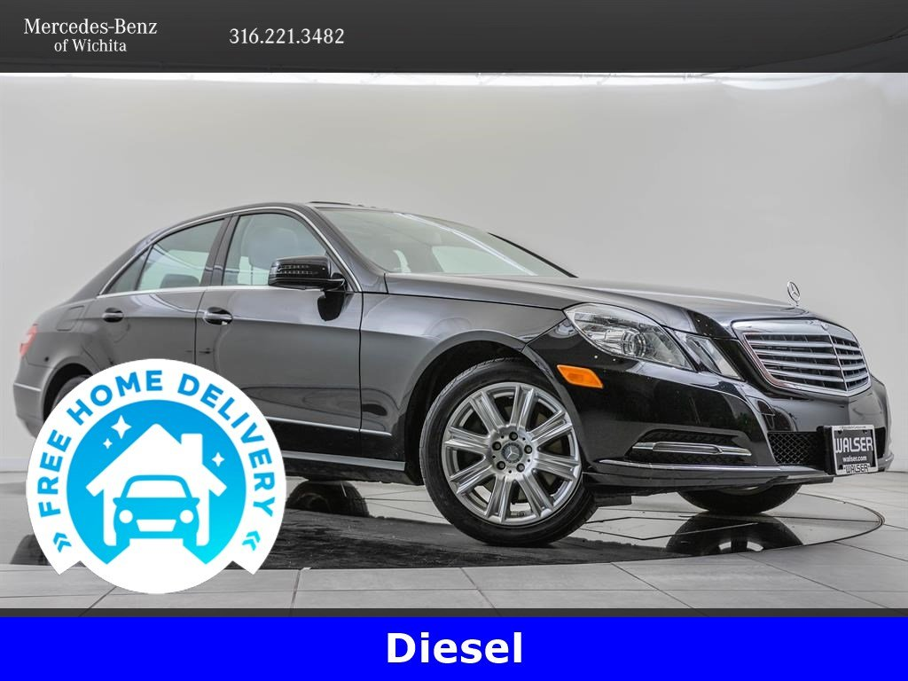 Pre-Owned 2013 Mercedes-Benz E-Class Navigation, Premium 1 & Lane Tracking Packages