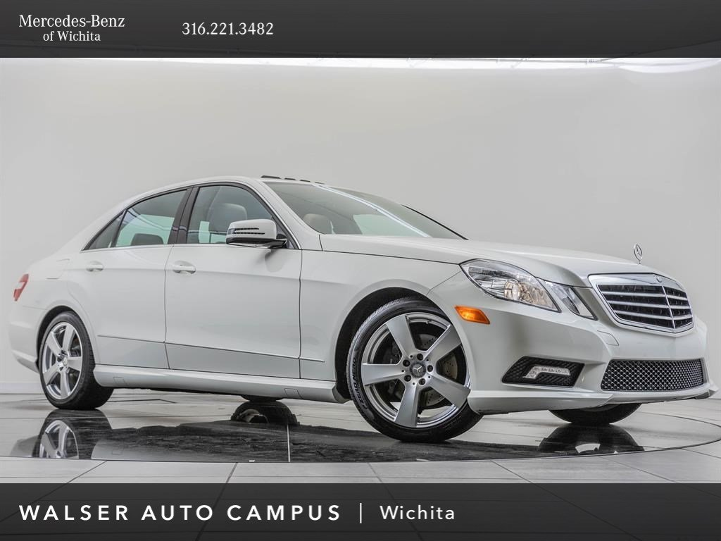 Pre-Owned 2011 Mercedes-Benz E-Class