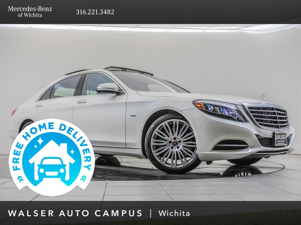 Pre-Owned 2017 Mercedes-Benz S-Class Warmth & Comfort Package