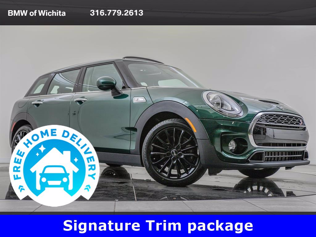 Pre-Owned 2019 MINI Cooper S Clubman Signature Trim Package
